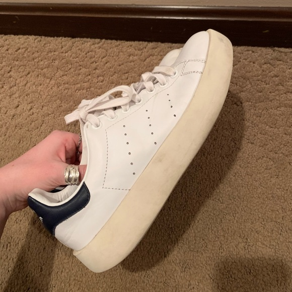Rare Thick Sole Stan Smith Sneakers